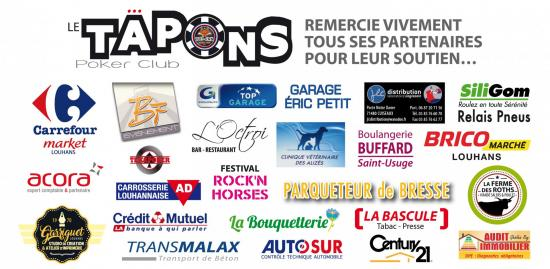 Tapons sponsors2018 1